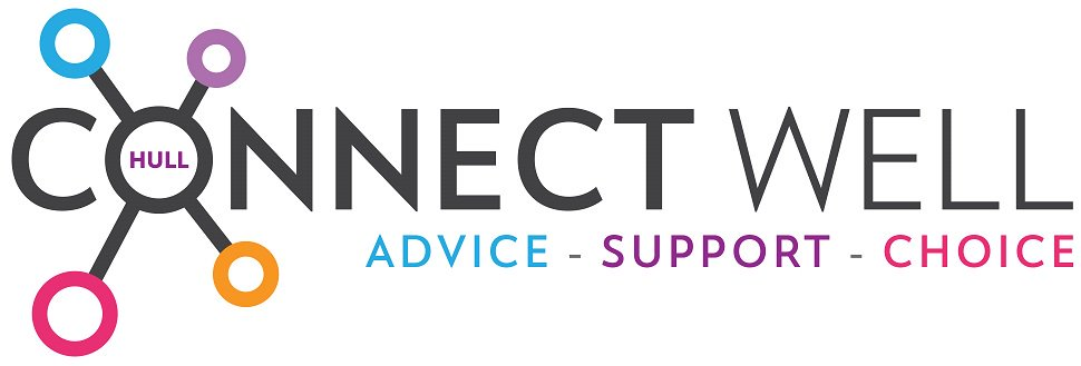 connect well logo